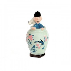Pixi Moulinsart Tintin - 2ème série - Tintin et Milou dans la potiche
