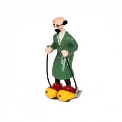 Pixi Moulinsart Tintin - 2ème série - Tournesol en patins à roulettes
