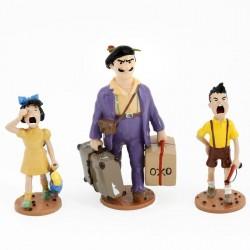 Pixi Moulinsart Tintin - Collection Générique - Séraphin et ses enfants