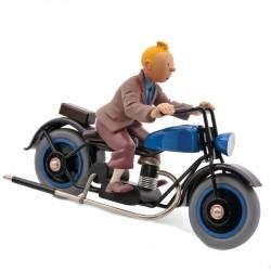 Aroutcheff Moulinsart Tintin - Moto Sceptre Ottokar (V2)