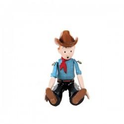 Pixi Moulinsart Tintin - Articulée - Tintin Cow-boy
