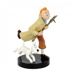 Pixi Moulinsart Tintin -  Hors Collection Echecs - Tintin Sceptre et Milou