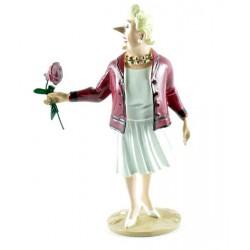 Pixi Moulinsart Tintin - Collection Générique - Castafiore rose