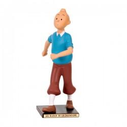 Leblon Moulinsart Tintin - Tintin Bijoux de la Castafiore (Coll. 15cm)