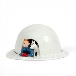 Pixi Moulinsart Tintin - Tintin et Milou Igloo