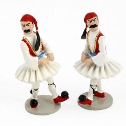 Pixi Moulinsart Tintin - Collection Générique - Dupont et Dupond Syldaves