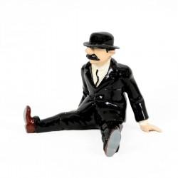 Pixi Moulinsart Tintin - Collection Générique - Dupont assis