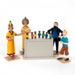 Pixi Moulinsart Tintin - 3ème série - La Scène de l'autel