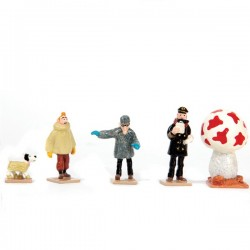 Pixi Moulinsart Tintin - Mini-série Etoile mystérieuse
