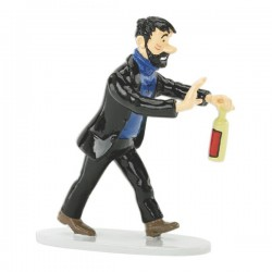 Pixi Moulinsart Tintin - Collection Générique - Haddock bouteille