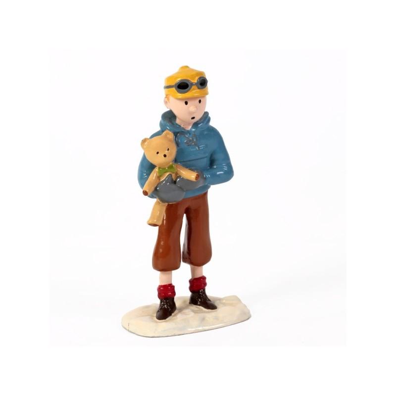 Pixi Moulinsart Tintin - 3ème série - Tintin et l'ours en peluche