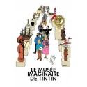 Figurine Moulinsart Tintin - Masque Africain (Musée Imaginaire)