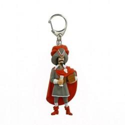Figurine Moulinsart Tintin - Rackham 10 cm (Porte-clefs)