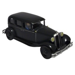 Voiture Moulinsart Tintin - Limousine vers Nanking (Coll. Atlas)