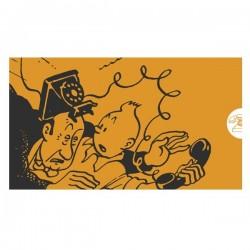 Papeterie Moulinsart Tintin - Répertoire téléphonique