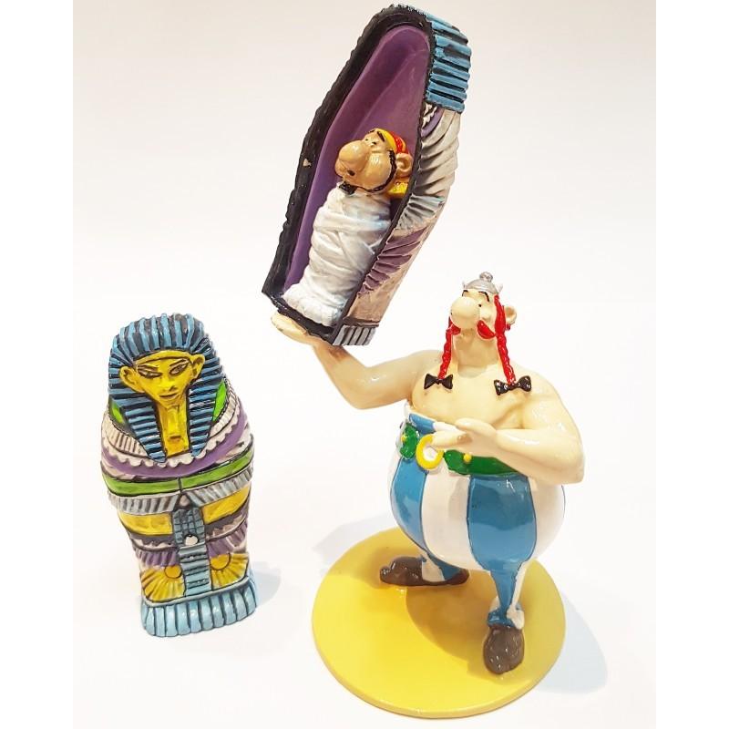 Pixi Uderzo Astérix - Obélix, Numérobis et le Sarcophage