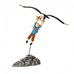 Pixi Moulinsart Tintin - 3ème série - Tintin et le condor