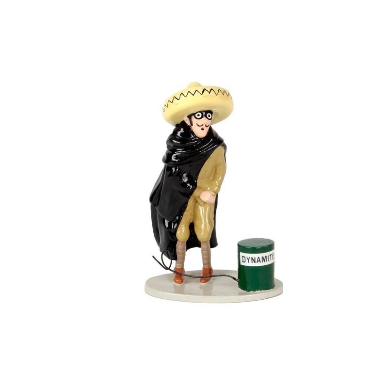Pixi Moulinsart Tintin - 3ème série - Caporal Diaz et le baril de dynamite
