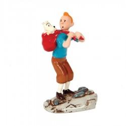 Pixi Moulinsart Tintin - 3ème série - Tintin et Milou dans son dos