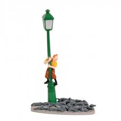 Pixi Moulinsart Tintin - 2ème série - Tintin, Réverbère et les rats