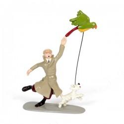 Pixi Moulinsart Tintin - 2ème série - Tintin, Milou et le Perroquet