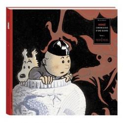 Livre Moulinsart - Hergé : Chronologie d'une Oeuvre Tome 2 1931-1935