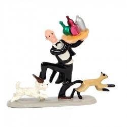 Pixi Moulinsart Tintin - 2ème série - Nestor, Milou et le Chat