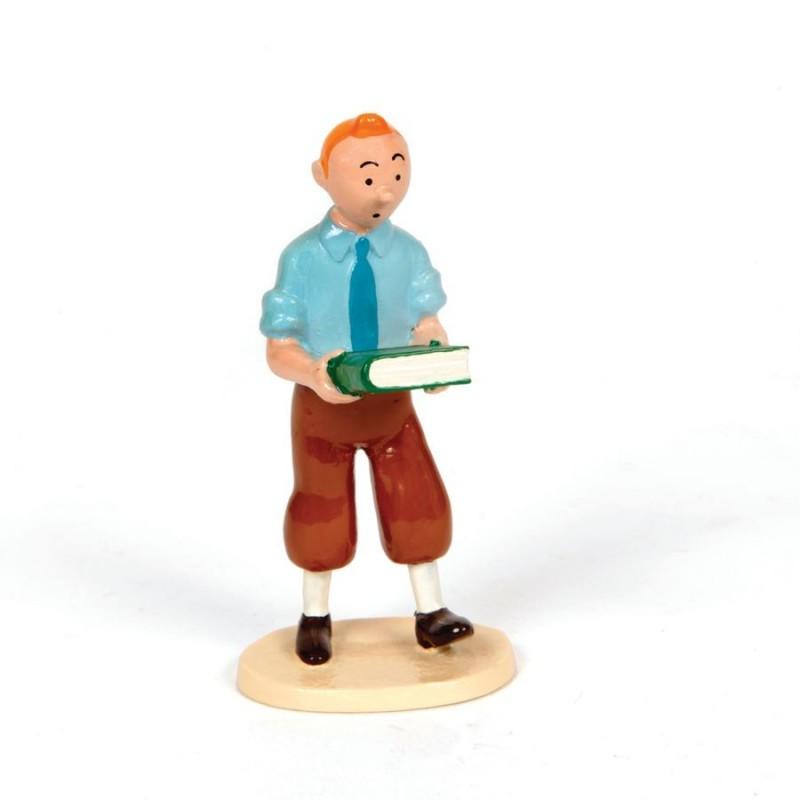 Pixi Moulinsart Tintin - 3ème série - Tintin et le livre