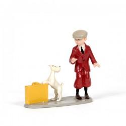 Pixi Moulinsart Tintin - Tintin et Milou valise
