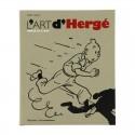 Livre Moulinsart - L'art d'Hergé, Hergé et l'Art