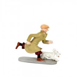 Pixi Moulinsart Tintin - 2ème série - Tintin courant