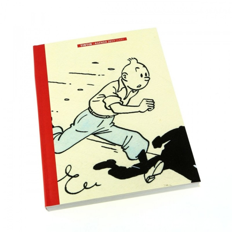 Grand Format De Tintin Bureau Moulinsart 2017 Papeterie Agenda ZukXOPi