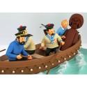 Fariboles Moulinsart Tintin - La chaloupe du Sirius