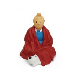 Leblon Moulinsart Tintin - Tintin tailleur