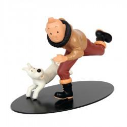 Leblon Moulinsart Tintin - Tintin aviateur (Coll. Nostalgie)