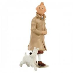 Leblon Moulinsart Tintin - Tintin et Milou marchent