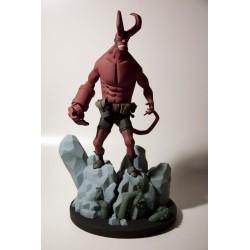 Fariboles Mignola Hellboy - Hellboy, Anung un Rama