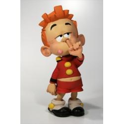 Fariboles Tome et Janry Petit Spirou - Petit Spirou doigt dans le nez
