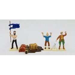 Pixi Moulinsart Tintin - Mini-série Coke en Stock