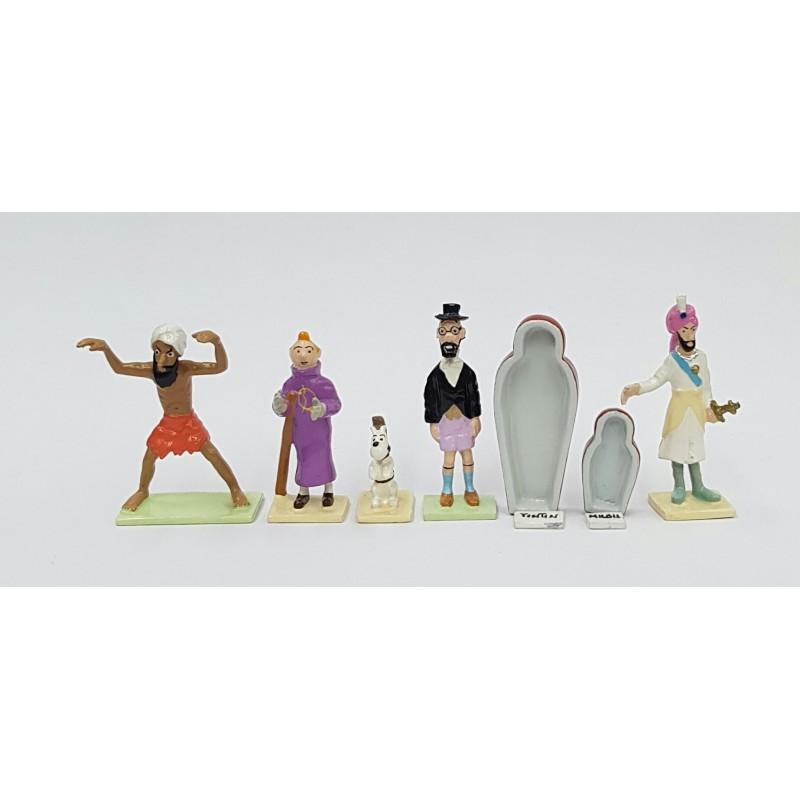 Pixi Moulinsart Tintin - Mini-série Les Cigares du Pharaon