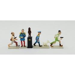 Pixi Moulinsart Tintin - Mini-série L'Oreille cassée
