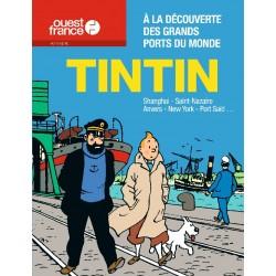 Livre Moulinsart -  Tintin, à la découverte des grands ports du monde
