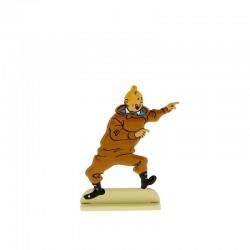 Relief Moulinsart Tintin - Fig 06 Le Trésor de Rackham le Rouge
