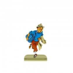 Relief Moulinsart Tintin - Fig 13 Coke en Stock