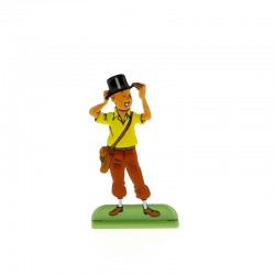 Relief Moulinsart Tintin - Fig 14 Les Cigares du Pharaon