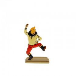Relief Moulinsart Tintin - Fig 22 L'Etoile Mystérieuse