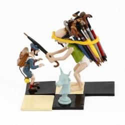 Pixi Moulinsart Tintin - Coll. Rêves et Cauchemars - Echec et Mat!