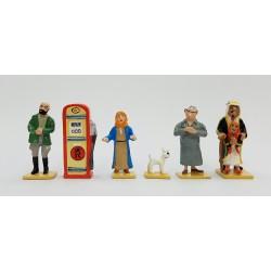 Pixi Moulinsart Tintin - Mini-série Pays de l'Or Noir