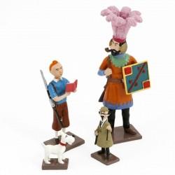 Pixi Moulinsart Tintin - Tintin Permis de Chasse