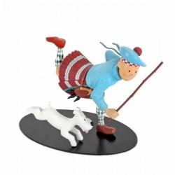 Leblon Moulinsart Tintin - Tintin écossais (Nostalgie)
